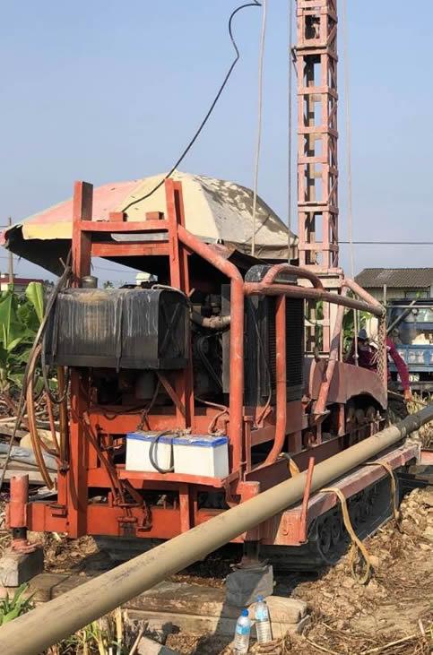 屏東鑿井機械