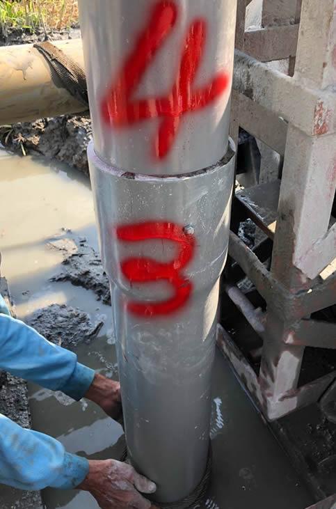 機械鑿井機具